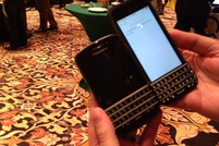 BlackBerry user goes fingers on with the Typo keyboard for iPhone
