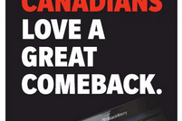 BlackBerry Passport marketing ramps up in Canada with full page newspaper ad