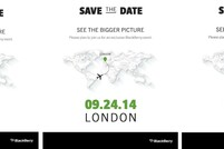 BlackBerry Passport launch events to be hosted on Sept 24th