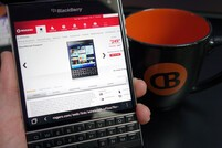 Here's the winner in our Rogers BlackBerry Passport contest!