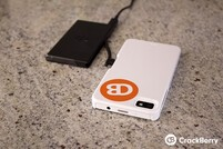 The Battery Charger Bundle is the must-have accessory for BlackBerry Z10 owners