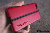 Transform Shell Case for the BlackBerry Z10 combines multimedia function with style