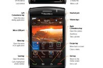 BlackBerry Storm 2 Specifications and Features