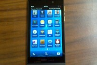 First look at the Verizon BlackBerry Z10!