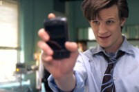 Doctor Who Rocks A Debranded BlackBerry Storm