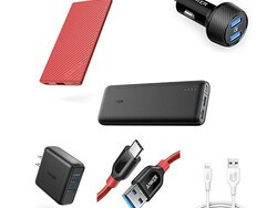 This one-day sale has discounted Anker chargers, battery packs, and cables