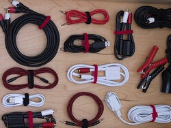Keep your cables organized with 100 VELCRO brand ties for $6