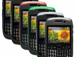 Quick Review: OtterBox BlackBerry 8500 Series Commuter Cases Offer Protection and Personalization with Many Colors Available