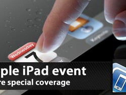 Join iMore for complete iPad event coverage tomorrow!
