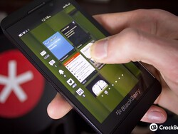 Contest Winner: BlackBerry Z10 from Expansys UK