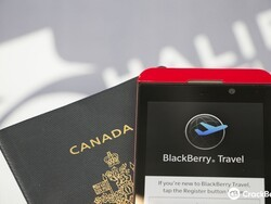 BlackBerry Travel updated with UI improvements and bug fixes