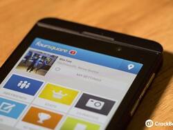 Foursquare for BlackBerry 10 updated to v10.2.1 - New photo browser, improved place details and more!