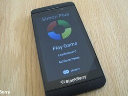 This one will test your brains - Simon Plus for BlackBerry 10