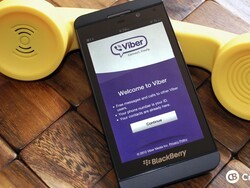 Viber for BlackBerry 10 will have voice support at launch