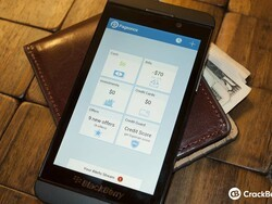 Pageonce for BlackBerry 10 makes managing your money simple!