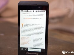 How the US media can review the Z10 without looking dumb