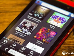 No Rdio app for BlackBerry 10 yet? Try forte.fm