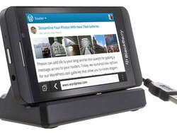 Mobi Products Desktop Charging Cradle for the BlackBerry Z10 available now!
