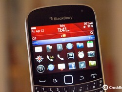 Official OS 7.1.0.923 for the BlackBerry Bold 9900 from DoCoMo