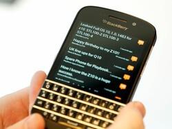 Got a new BlackBerry Q10? Download the CrackBerry 10 app!