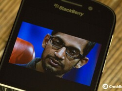 Google open to the idea of building BlackBerry 10 apps, if the user base grows