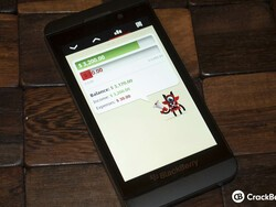 Toshl brings friendly financial management to BlackBerry 10