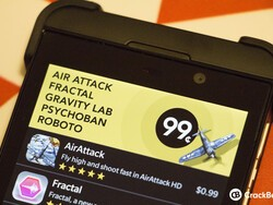Union offering select game titles for only $0.99 - Air Attack, Fractal, Roboto and more!