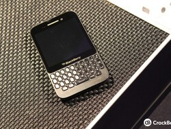 How does the Q5 add to the BlackBerry story?