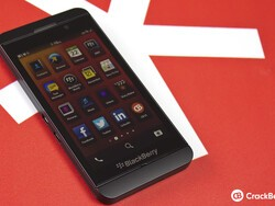 Unlocked GSM BlackBerry Z10 goes $60 off on Groupon