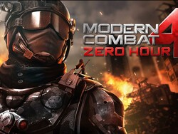 Modern Combat 4 now available for the BlackBerry PlayBook