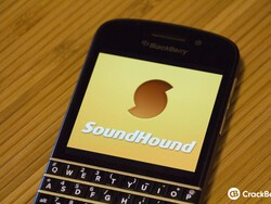 SoundHound now available for BlackBerry 10