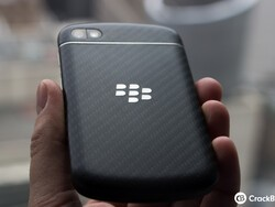Will BlackBerry see a massive short squeeze when the Q10 is in full swing?