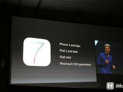 Apple's iOS7 is a clear reminder that BlackBerry must keep moving.