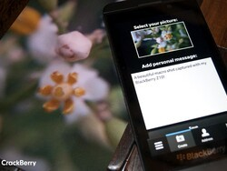 Mail a memory with Postcard for BlackBerry 10