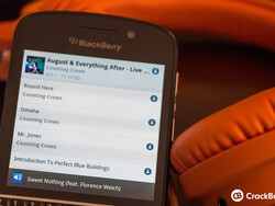 Download Rdio for BlackBerry 10