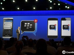 Samsung (Nigeria) confirms 3-month exclusive to BBM, available on Friday [Updated... No exclusive]