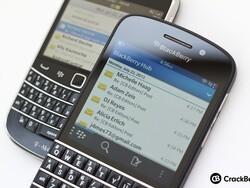 BlackBerry 7 to BlackBerry 10: E-mail