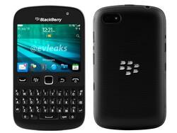 BlackBerry 9720 press shots surface