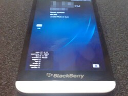 First image of the BlackBerry A10 leaked!