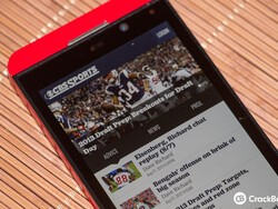 CBS Sports Fantasy Football app now available for BlackBerry 10