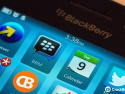 Maybe now BBM will really become an enterprise service
