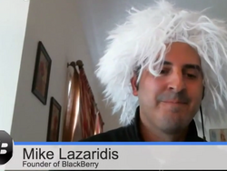 CrackBerry 105: Interview with BlackBerry founder, Mike Lazaridis