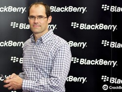BlackBerry's Chris Smith gives us deep dive with BBM and SMS for PC