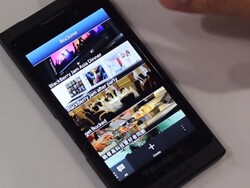 FlockMe for BlackBerry 10 helps you find events with like-minded people