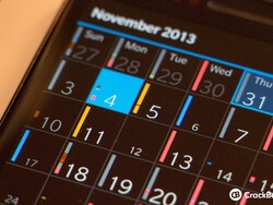 Here's what happens to BlackBerry on November 4th