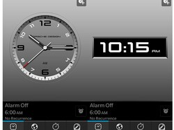 Want the Porsche Design style clock or a sweet CB alarm toggle on your BlackBerry? Here's how!