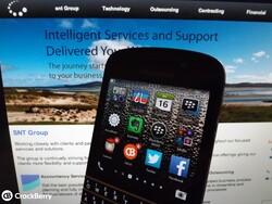 SNT Group UK adopt BES10 as their mobile computing platform of choice