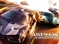 Asphalt 8: Airborne updated and now available for free