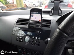 The top 5 BlackBerry 10 apps for your car