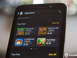 How to get Android apps on BlackBerry from the Amazon Appstore